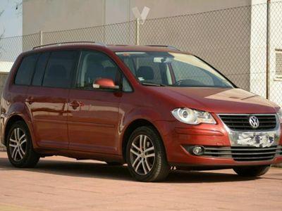 usado VW Touran 2.0 TDI 140 Traveller -07