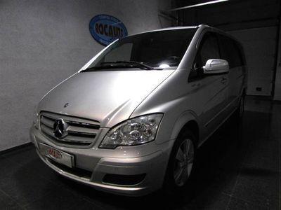 usado Mercedes Viano 2.2CDI Trend Largo Automática