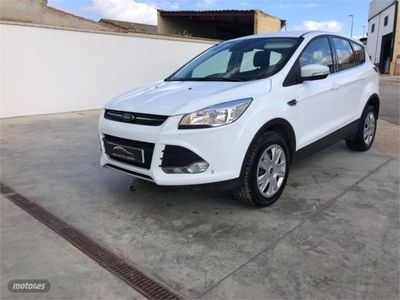 used Ford Kuga 2.0 TDCi 110kW 4x4 ASS Trend