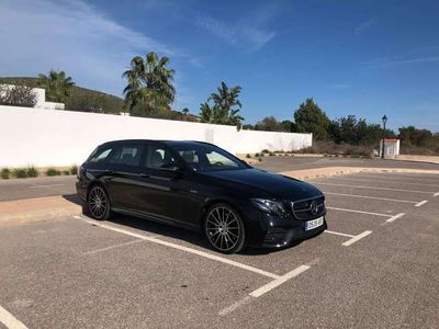 usado Mercedes E43 AMG AMG Clase Estate S213 Estate 4Matic 9G-Tronic
