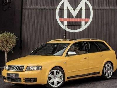 usado Audi A4 S4 Avant 4.2 V8 quattro