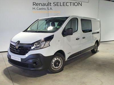 usado Renault Trafic TRAFICCombi Mixto 5/6 1.6dCi TT Energy L N1 92kW