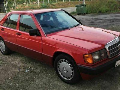 usado Mercedes 190 2.3 (W201) 1990