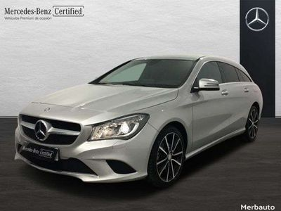 usado Mercedes CLA200 Shooting Brake d Urban 7G-DCT