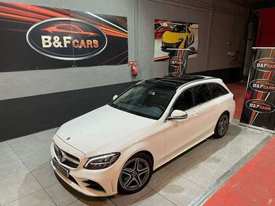 usado Mercedes C220 d Estate 9G-Tronic