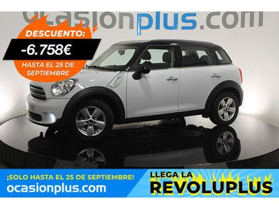 used Mini Cooper D Countryman Cooper D 82 kW (112 CV)
