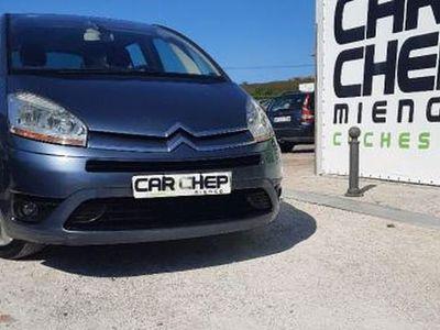 usado Citroën Grand C4 Picasso HDi 110 FAP CMP Exclusive Plus