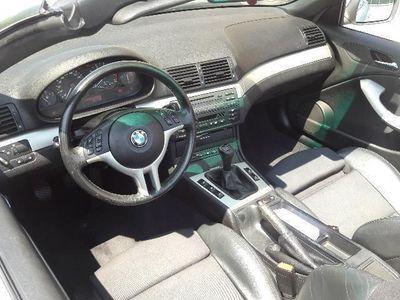 usado BMW 320 Cabriolet Serie 3 E46/2 Cabrio