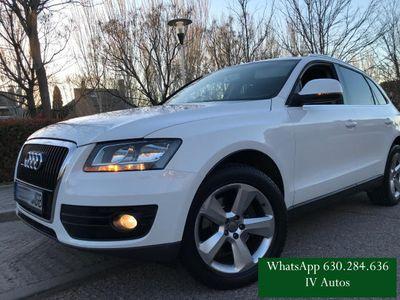 brugt Audi Q5 3.0TDI quattro S-T DPF