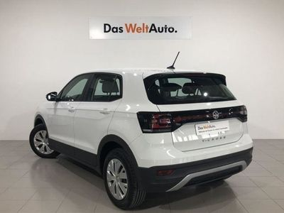 usado VW T-Cross - Edition 1.0 TSI 70 kW (95 CV)