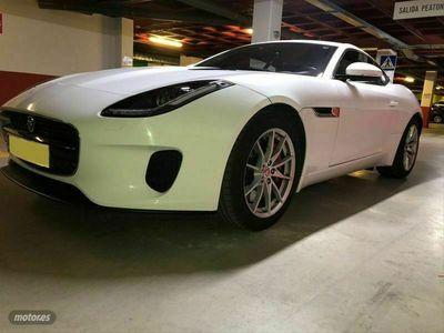 usado Jaguar F-Type 2.0 i4 221kW Coupe Auto