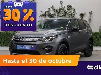 usado Land Rover Discovery Sport 2.0eD4 HSE Luxury 4x2 150