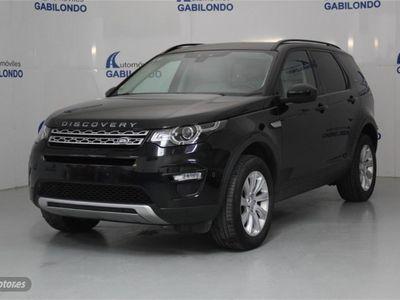 usado Land Rover Discovery 2.0L TD4 150CV Auto. 4x4 HSE