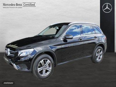 usado Mercedes GLC220 GLCd 4MATIC