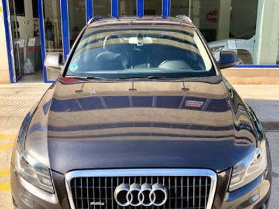 used Audi Q5 2.0TDI quattro S-T 170 DPF