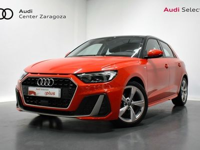 usado Audi A1 S line 30 TFSI 85(116) kW(CV) 6 vel.
