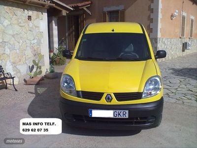 usado Renault Kangoo Base 1.5dCi 60cv