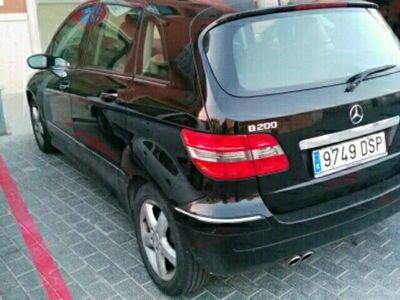 usado Mercedes B200