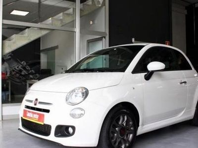 brugt Fiat 500 1.2 S