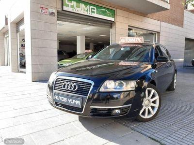 usado Audi A6 Avant 2.0 TDI DPF