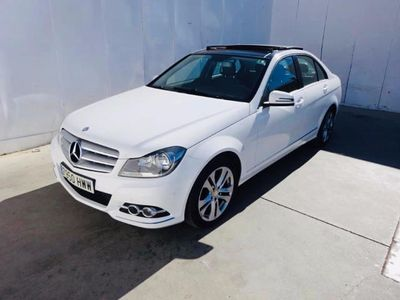 used Mercedes C200 CDI BE Avantgarde