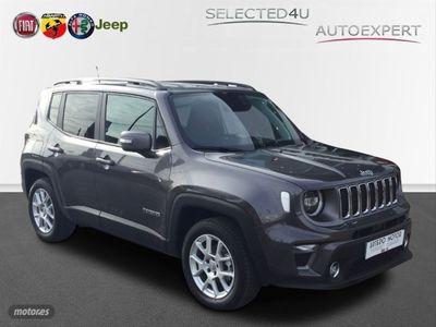 usado Jeep Renegade Limited 1.3 PHEV 140kW 190CV AT AWD