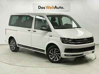 usado VW Multivan Outdoor 2.0 TDI EU6 110kW (150CV) 7 pl