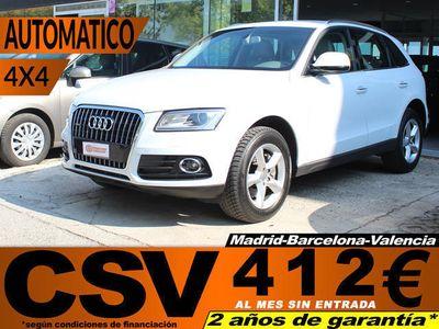 used Audi Q5 3.0TDI QUATTRO S-TRONIC *AUTO, SOUND *