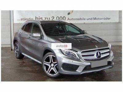 "usado Mercedes GLA220 CDI AMG Line 4Matic Aut. 7G, Parktronic, NAV, 19"""