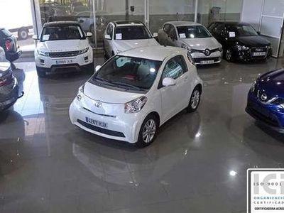 usado Toyota iQ -S 1.33 VVT-i MultiDrive S UN SOLO DUEÑO