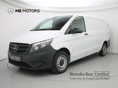 gebraucht Mercedes Vito 114 CDI Furgon Largo, IVA INCLUIDO