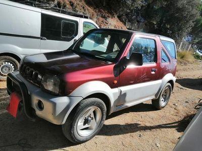 usado Suzuki Jimny 1.3 JLX Techo Lona Lujo