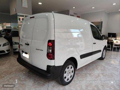 usado Peugeot Partner Furgon Confort L1 eHDi 75cv
