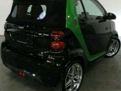 usado Smart ForTwo Electric Drive Brabus Cabrio