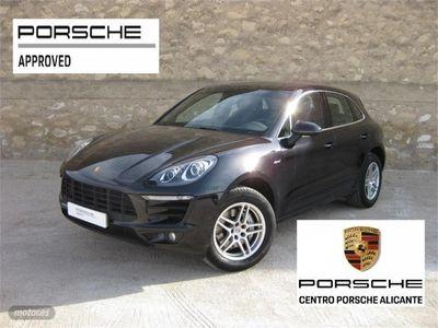 used Porsche Macan S Diesel neumaticos todo tiempo