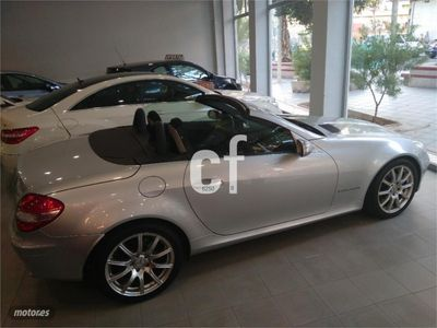 usado Mercedes SLK280 SLKSport Limited