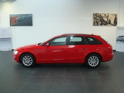 usado Audi A4 A4 AvantAVANT ROJO MTRONIC