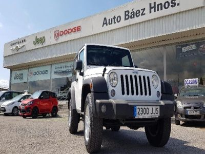 used Jeep Wrangler 2.8CRD Sport