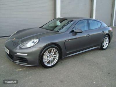 usado Porsche Panamera 3.0 D. 250 CV.