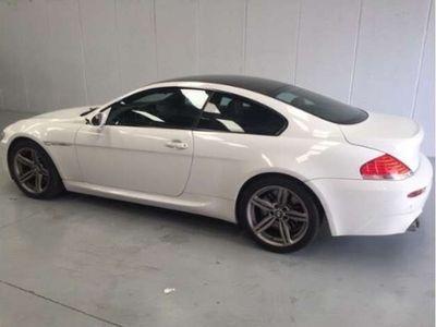 usado BMW M6 A