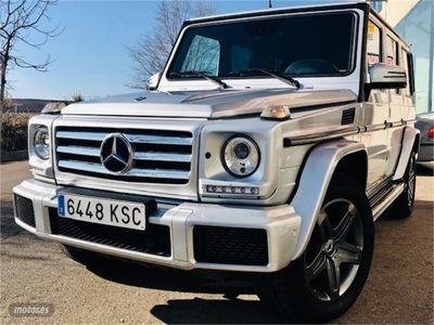 gebraucht Mercedes G500 Clase G