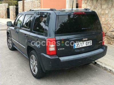 usado Jeep Patriot 2.0crd Limited 140 cv en Illes Balears