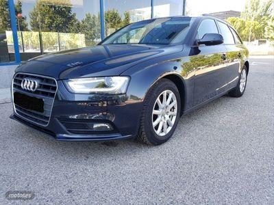 usado Audi A4 Avant 2.0 TDI 136CV ultra S line edition