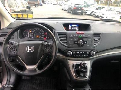 brugt Honda CR-V 1.6 iDTEC 4x2 Elegance