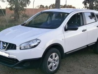 usado Nissan Qashqai 1.6dCi S&S Visia 4x4