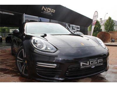 brugt Porsche Panamera Turbo PDK