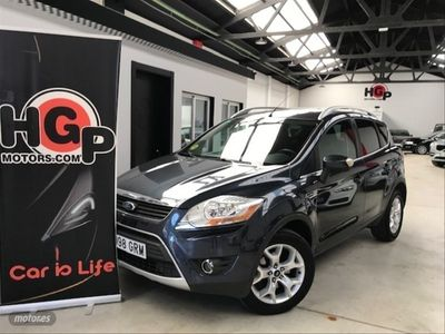 used Ford Kuga 2.0TDCI Trend 2WD
