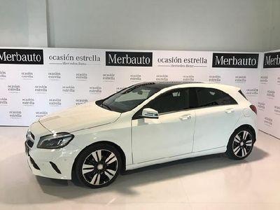 usado Mercedes 180 Clase A ClaseUrban, 2016, diesel, …, Colmenar Viejo