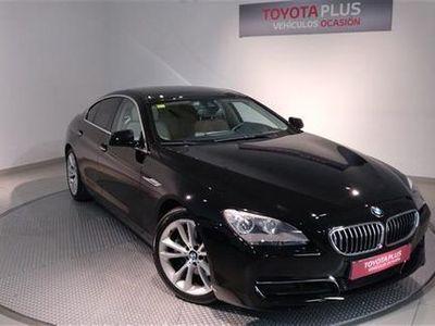 usado BMW 640 Serie 6 d Gran Coupe