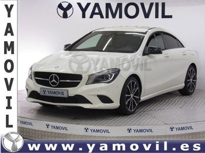 usado Mercedes 170 Clase CLA CLASE 220 CDI AUTOMATICO URBAN